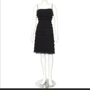 Black Tadashi Cocktail Dress 12